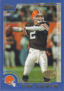 Tim Couch 2000 Topps #270 football card