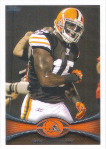 Greg Little 2012 Topps #352 football card